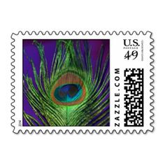 Purple Foil Single Peacock Stamps lowest price for you. In addition you can compare price with another store and read helpful reviews. BuyReview          	Purple Foil Single Peacock Stamps today easy to Shops & Purchase Online - transferred directly secure and trusted checkout...