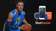 ShotTracker for Basketball #basketball, #TechGadgets, #train