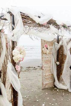 Mariage....au bord de la mer....