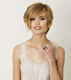 25 Long Pixie Cuts | The Best Short Hairstyles for Women 2015
