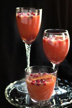 Spiced Cranberry & Orange Cocktail - Erren's Kitchen