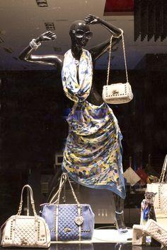 50 Best Handbag & Purse Displays w/ Mannequins images