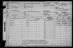 Old Family Group Sheets Can be Found on FamilySearch