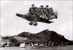 Fotos antigas estranhas e engraçadas 4 16