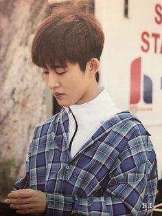 Ikon Leader, Kim Hanbin, I Miss Him, Summertime, Beautiful People, Men Casual, Kpop, Celebrities, Quail