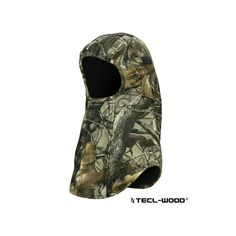 #New #TECLWOODCamo TECL-WOOD Functional Camouflage Hunting Mask