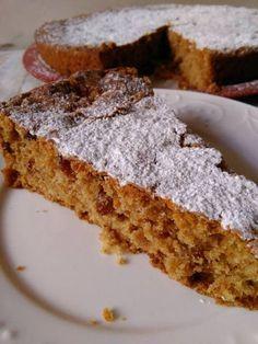 Brownie Bar, Greek Recipes, Banana Bread, Wedding Cakes, Lemon, Food And Drink, Pie, Sweets, Baking