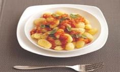 Gnocchi au Cooking Chef