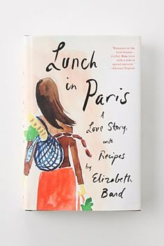 Love of a Frenchman and French food intertwine, making a delicious concoction of romance, indulgence and exploration. Francophile or not, you'll fall head over heels for the recipes, characters and imagery.  Elizabeth Bard.