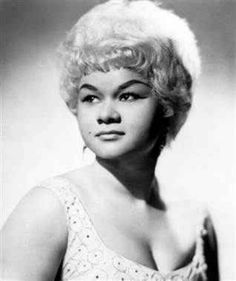 The late, the great, Etta James