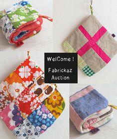 pot holders handmade*zakka | fabrickaz+idees