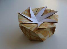 Caixas de Presente de Origami: Origami Brasil