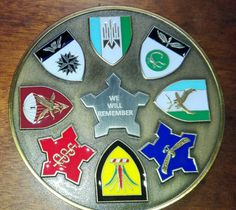 Challenge Coins, Military Service, Africans, My Heritage, Porsche Logo, Weapons, Patches, War, Photos