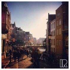 #Oudegracht #Utrecht - Submitted by Robert Rijswijk