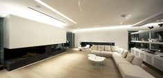 Modern Villa 191 in Voula, Greece by ISV Architects