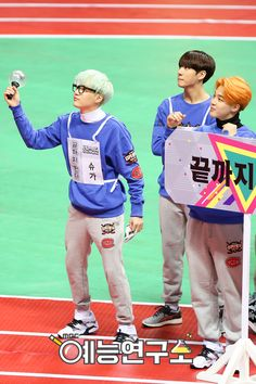 "BTS at 2016 ""Idol Star Athletics Championships"" Lunar New Year Special [160211]"