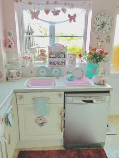 10 Swift Tips: Shabby Chic Bathroom Gold shabby chic house office spaces.Shabby Chic Blue And White shabby chic living room with tv. Romantic Shabby Chic, Shabby Chic Kunst, Cottage Shabby Chic, Cocina Shabby Chic, Shabby Chic Mode, Shabby Chic Wardrobe, Shabby Chic Apartment, Shabby Chic Dining, Shabby Chic Curtains