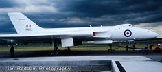 Vulcan B2, XM603. Taken at B.Ae. Woodford 1990