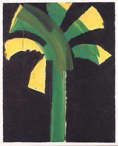 Howard Hodgkin | Night Palm, 1990-91