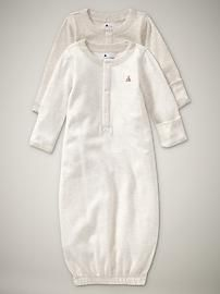 must haves for newborns...and the sleeves have the little cuffs to cover their hands