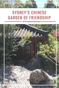Chinese Garden of Friendship, Darling Harbour Sydney Gardens, Darling Harbour, Koi Carp, Chinese Garden, Pathways, Pergola, Friendship, Outdoor Structures, Pavilion