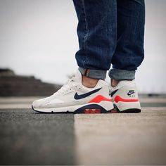 """reputable site 0c611 9c3d0 180degreesofAir on Instagram  """"2010 Air Max 180  Infrared  📷 by   marcandre75 I posted these earlier this week, but after that latest update  IG is acting ..."""