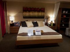 Cal King Classica Bed In Teak On Floor At Forma Furniture As Of 11/5 · Fort  CollinsBed ...