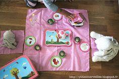 Une belle journée dinette, picnic set