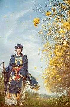 cosplay Touken Ranbu Mikazuki Munechika