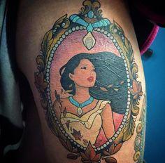 933029ee928b2 78 Best Pocahontas Tattoos images in 2018 | Pocahontas tattoos ...