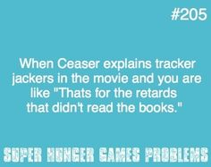 Hunger Game Problems