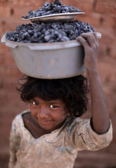 Pakistani child