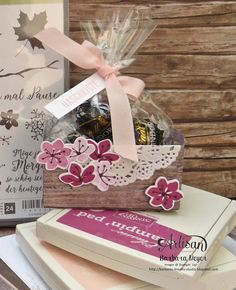 Barbara's creative studio - Stampin'Up! Demonstrator in Vienna: colors - soft cherry blossoms