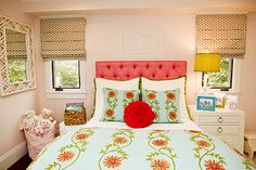 Toddler room? How about a mom room? Beautiful
