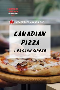 Celebrate the nation with an array of delicious (and Canadian) recipes including everything from apple pie (courtesy of The Pie Commission) to maple syrup salad -yum! Canadian Recipes, Canadian Food, Pizza T, Canada Day, Cooking Classes, Maple Syrup, Apple Pie