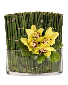 The bamboo adds a lot of character