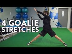 Mobility Training for Hockey Goalies Hockey Workouts, Hockey Drills, Soccer Goalie, Hockey Players, Goalie Quotes, Hockey Quotes, Hockey Memes, Goalkeeper Training, Hockey Training