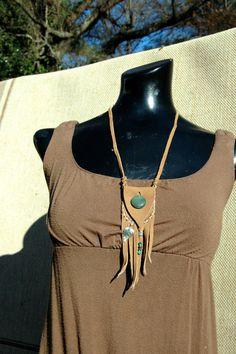 Spirit Medicine : Pouch Necklace
