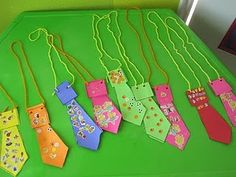 These would be cute for the Jr Primary after a lesson on missionaries, or Fathers Day