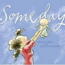 A lovely review for SOMEDAY - by Where The Books Are bloggers!  The must-have mother-daughter gift.