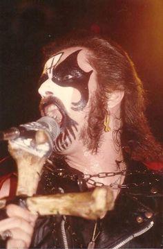Black Metal, Heavy Metal, Mercyful Fate, King Diamond, Famous Musicians, Gothic Rock, Hard Rock, Artist, Painting