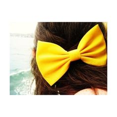 Yellow Dreams ❤ liked on Polyvore featuring hair