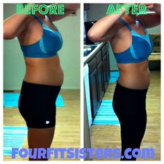 Four Fit Sisters: 30 Day Challenge