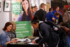 U.S. job growth rebounded sharply in April and the unemployment rate dropped to 4.4 percent, near a 10-year low.