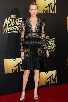Charlize Theron's Style Has Only Gotten Better with Age | InStyle.com