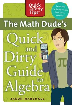 The Math Dude seems pretty cool to me.