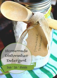 Homemade dishwasher