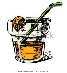 cocktail drawing - Google Search
