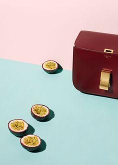 Spring Sorbet Color Céline bag - shop at TESSABIT via Milano 107 Como - Italy