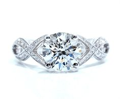 if i had to have a circular diamond